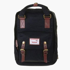 Plecak Doughnut Macaroon Black Series D010-0003-F obraz