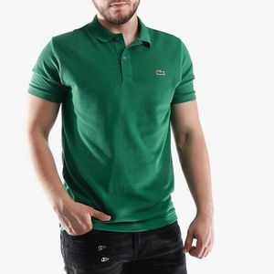 Lacoste Koszulka Zielony obraz
