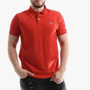 Lacoste Koszulka Czerwony obraz