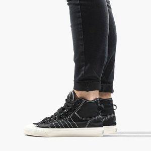 Buty męskie sneakersy męskie adidas Originals Nizza Hi F34057 obraz