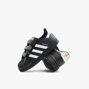 Buty dziecięce sneakersy adidas Originals Superstar CF I BZ0419 obraz