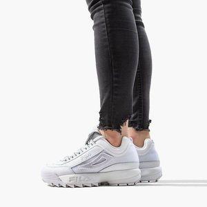 Buty damskie sneakersy Fila Disruptor II Patches 5FM00538 100 obraz