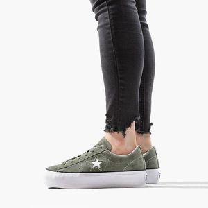 Buty damskie sneakersy Converse Chuck Taylor One Star Platform 564383C obraz