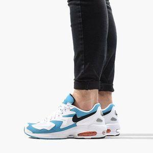 Buty męskie sneakersy Nike Air Max 2 Light AO1741 100 obraz