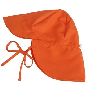 Plażowa czapka dziecięca - Pomarańczowy KP4797 obraz