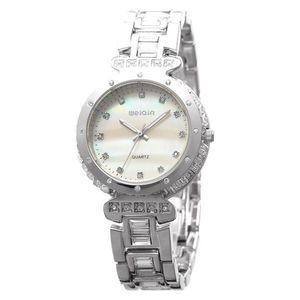 Zegarek Weigin Crystal - Srebrny obraz