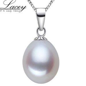 Naszyjnik Lacey Leila - Biały KP3953 obraz