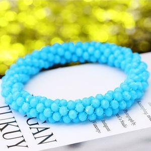 Bransoletka Beads - Morski niebieski KP4191 obraz
