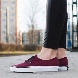 Buty sneakersy Vans Authentic VQER5U8 obraz
