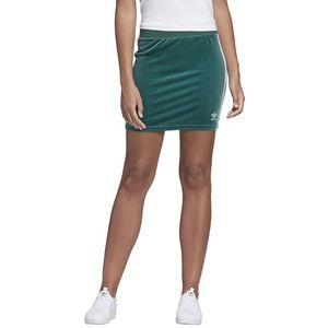 adidas Originals Spódnica Zielony obraz