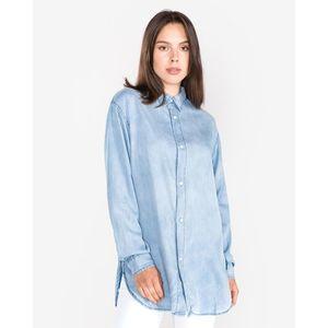 Replay Koszula Niebieski obraz