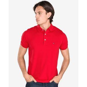 Tommy Hilfiger Koszulka Czerwony obraz