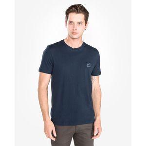 BOSS Hugo Boss Tales Koszulka Niebieski obraz