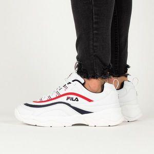Buty damskie sneakersy Fila Ray Low 1010562 150 obraz