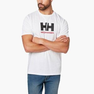Koszulka męska Helly Hansen Logo 33979 001 obraz
