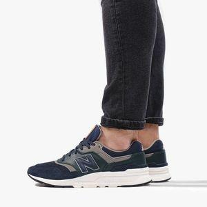 Buty męskie sneakersy New Balance CM997HXB obraz