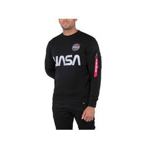 Bluza męska Alpha Industries Nasa Reflective Sweater 178309 03 obraz