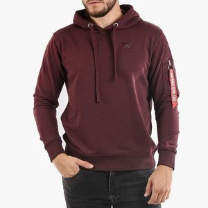 Bluza męska Alpha Industries X-Fit Hoody 158321 21 obraz