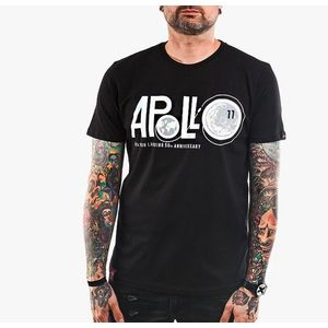 Koszulka męska Alpha Industries Apollo Moon Landing 50 198550 03 obraz