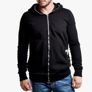 Bluza męska Rick Owens DRKSHDW Gimp Hoodie DU19F6280 FEH3 obraz