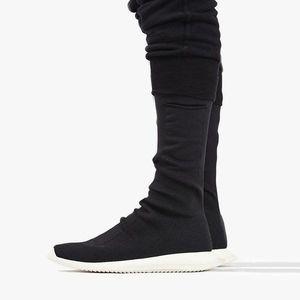 Buty męskie sneakersy Rick Owens DRKSHDW Runner Stretch Sock DU19F6821 KLY obraz