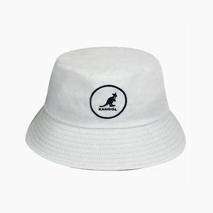 Kapelusz Kangol Cotton Bucket K2117SP WHITE obraz