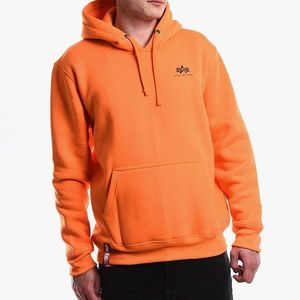 Bluza męska Alpha Industries Basic Hoody Small Logo 196318 470 obraz