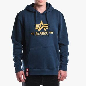 Bluza męska Alpha Industries Basic Hoodie 178312 463 obraz