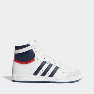 Buty damskie sneakersy adidas Originals Top Ten Hi J D74481 obraz