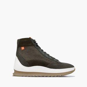 Buty męskie sneakersy Filling Pieces Mid Alpine Hell Cap 35126591910MSB obraz