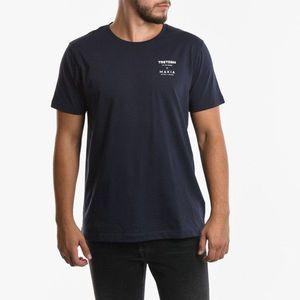 Koszulka męska Makia x Tretorn Peace Islands T-shirt CT U21001 661 obraz