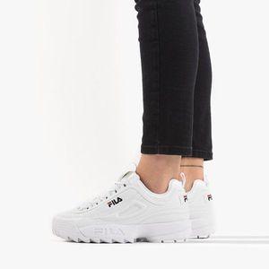 Buty damskie sneakersy Fila Disruptor Low 1010746 1FG obraz