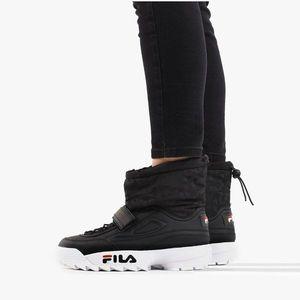 Buty damskie sneakersy Fila Select Disruptor Neve 1010750 25Y obraz
