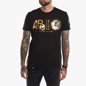 Koszulka męska Alpha Industries Apollo Moon Landing 50 198551 03 obraz