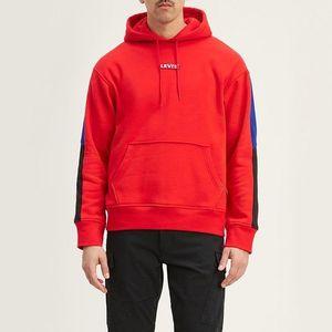 Levi's Bluza Czerwony obraz