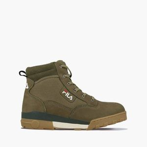 Buty męskie sneakersy Fila Grunge II Mid 1010700 50W obraz