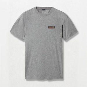 Koszulka męska Napapijri Sase SS N0YIUH 601 obraz