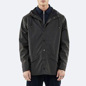Kurtka Rains Jacket 1201 BLACK obraz