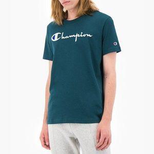 Koszulka męska Champion Crewneck 210972 GS549 obraz