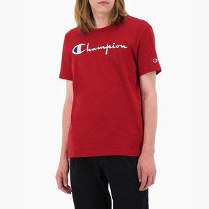 Koszulka męska Champion Crewneck 210972 RS517 obraz