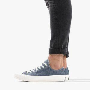 Buty sneakersy Converse Renew Denim Chuck Taylor 70 OX 165649C obraz