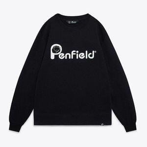 Bluza męska Penfield Capen PFM312682219 001 BLACK obraz
