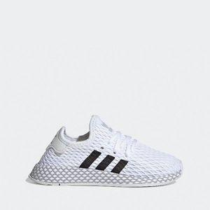 Buty dziecięce sneakersy adidas Originals Deerupt Runner C F34297 obraz