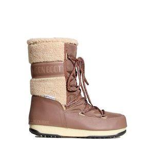 Buty damskie Moon Boot Monaco Wool Mid WP 24009000 005 obraz