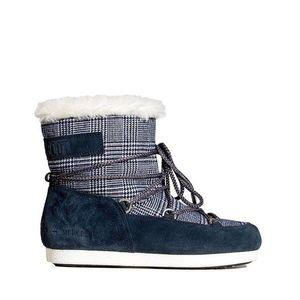 Buty damskie Moon Boot Far Side Low Fur 24201100 001 obraz