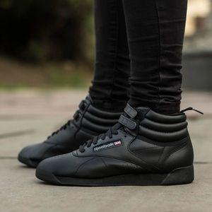 Buty Damksie Sneakersy Reebok Freestyle Hi 2240 obraz