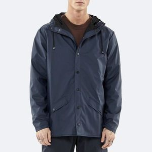 Kurtka Rains Jacket 1201 BLUE obraz