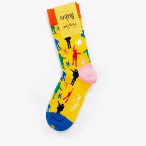 Skarpetki Happy Socks x The Beatles BEA01 2202 obraz