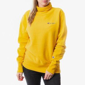 Bluza damska Champion Reverse Weave High Neck Sweatshirt 213605 YS001 obraz