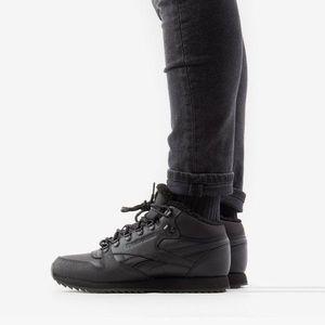 Buty męskie sneakersy Reebok Classic Leather Mid Ripple FU9129 obraz